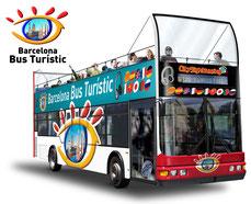 Barcelona Bus Turistic Hop On Hop Off Bus