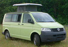 small pop up roofs for various vans