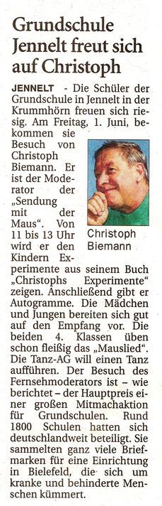 Ostfriesenzeitung 19.05.2018