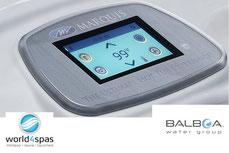 Balboa Bedienfelder, Touchpanele, Topside Controls