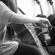 Cello mit schönem Ton aus Bonn