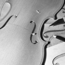 Geige vom Geigenbauer in Bonn