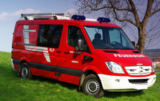 KLF, Feuerwehr Hainersdorf, Feuerwehrfahrzeug