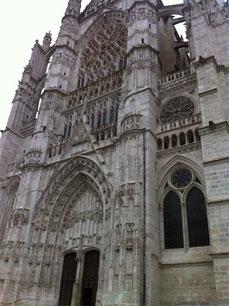 Proche Beauvais Oise, les Chambres de l'Abbaye, à vélo sur l'avenue verte Londres Paris