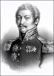 Capitaine Denys de Damremont, aide-de-camp du maréchal Marmont