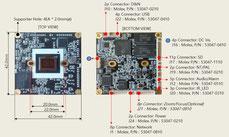 camera carte 4K IP H265