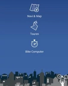 Finn Handyhalterung Bike Citizen App
