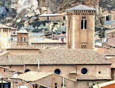 Daroca Camino Cruz Templarios Roncesvalles Caravaca