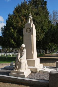 Au cimetière de Saint-Acheul- Amiens