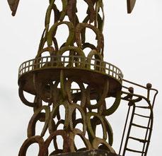 Détail du moulin