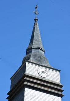 Clocher: église de Léalvillers