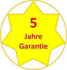 5 Jahre Garantie auf METO-Handauszeichner