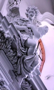 Engel der Demut