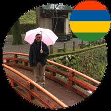 Study in Japan for Africa- Mr Yogesh Koomar- Mauritius