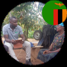 Study in Japan for Africa- Mr Chikwala Friday- Zambia