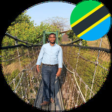 Study in Japan for Africa- Mr Kimario Deodath- Tanzania
