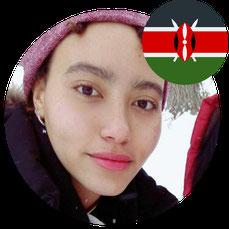 Study in Japan for Africa- Ms Nicole Lilian Chizi Mwango