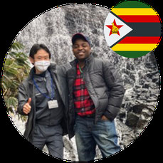 Study in Japan for Africa- Mr Sharrydon Bright- Zimbabwe