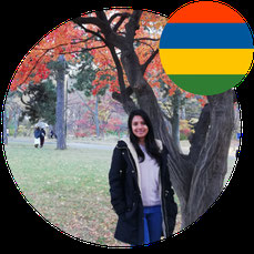 Study in Japan for Africa- Ms ball Nandani- Mauritius