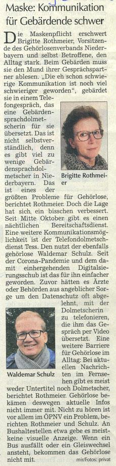 Quelle: Landshuter Zeitung 03.12.2020