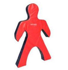 Mannequin en mousse pour la pratique du judo des enfants fabriqué par Sarneige. Mannequin de judo en mousse Sarneige à acheter pas cher.