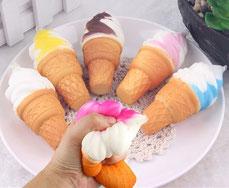 Torch Ice Cream Squishies
