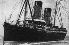 Cunard's Campania of 1893