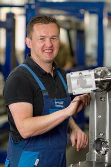 Roman Kisil-Krüsi Maschinenbau AG