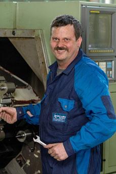 Ueli Raschle-Krüsi Maschinenbau AG
