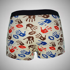 All over print logo Boxershort