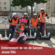 Gyropode Normandie Caen