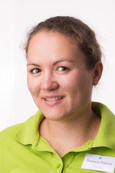 Zahnärztin Deborah Gerwing aus Ahaus