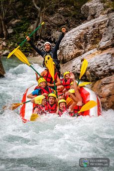 rafting verdon, rafting castellane, rafting southern alps, rafting verdon castellane