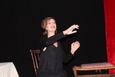 Catherine Uberti, conteuse professionnelle