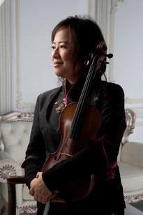 Prof. Anne Shih (Violine) Künstlerische Leiterin musiktage am rhein