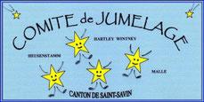 Comité de jumelage du canton de Saint-Savin