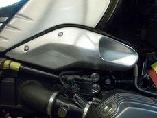 Motorrad Reparatur Filter Hutzen