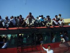定員なしのバス