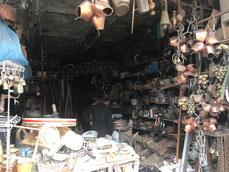 Bazar, Boulevard, Läden in Peshkopi