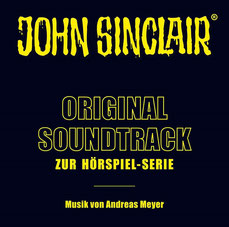 CD Cover John Sinclair - Soundtrack