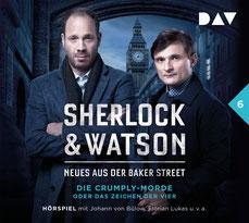 CD Sherlock & Watson Fall 6