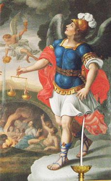LA PORTA  (Giuseppe Giordani peintre corse né en 1815)