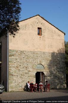 Sta-Maria di Lota (cl.Corse romane)