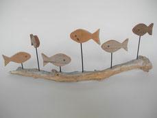 Fisch Skulptur