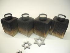 --FIRE-- Adventsgesteck aus Treibholz