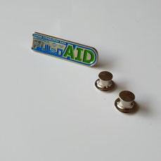 Custom Made Pin voor AID