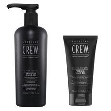 American Crew SSC Moisturizing Shave Gel 150ml und 450ml