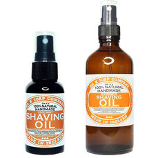 Dr.K Shaving Oil Peppermint 50ml und 100ml