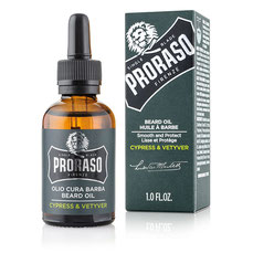Proraso Beard Oil Cypress & Vetyver 30ml