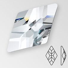 Preciosa Rhombus Crystal